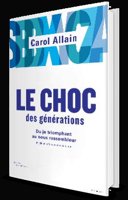 LE CHOC DES GÉNÉRATIONS